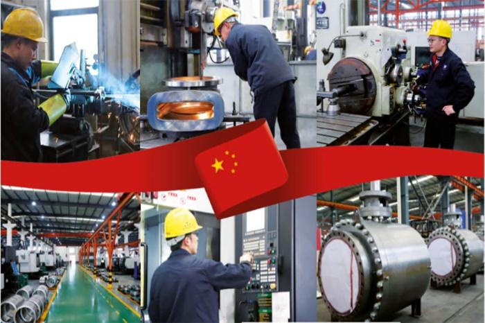 Проект «Китайское арматуростроение». ЮДФ РУС (YDF Valve)