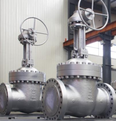 Клапан из литой стали по API600